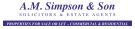 A.M.Simpson & Son, Moffat branch logo