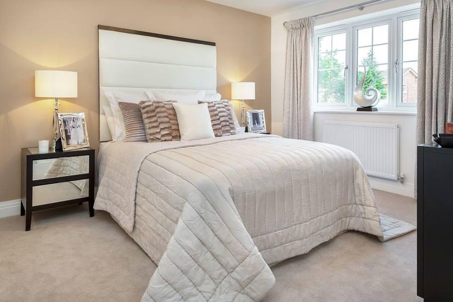 Cala Homes,Master Bedroom