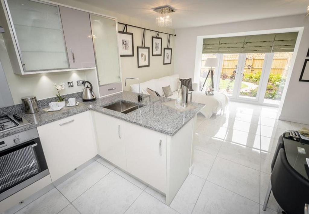 Fawley kitchen family area