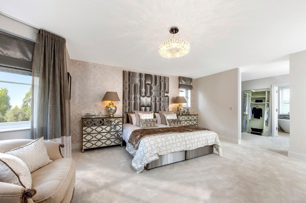 Master bedroom image