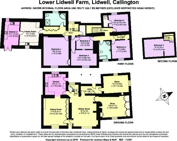 Lower Lidwell Floor