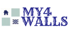 My 4 Walls, Margate branch logo