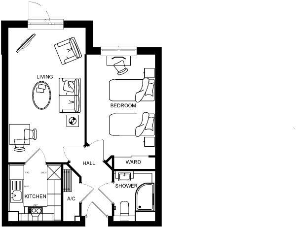 Plot 2 Floorplan