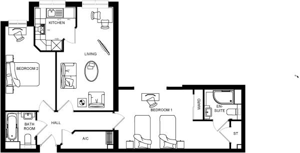 Plot 28 Floorplan