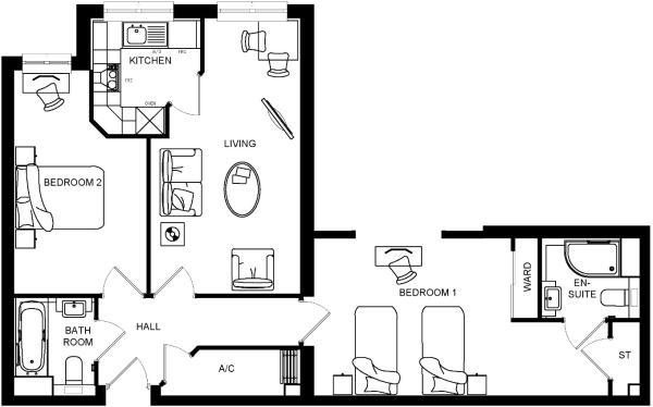 Plot 46 Floorplan