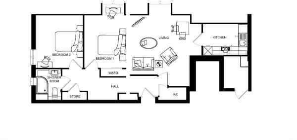 Plot 57 Floorplan