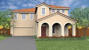5 bedroom new home in Davenport, Polk County...