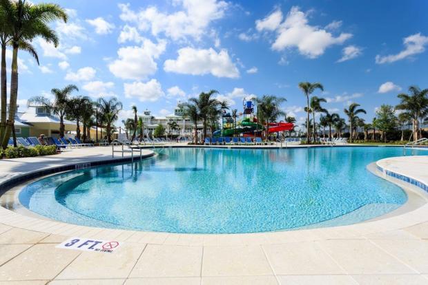 Club House Pool