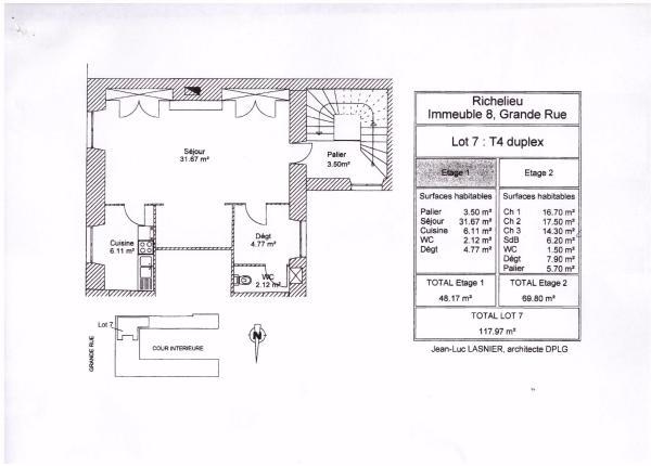 Apartment Floor 1