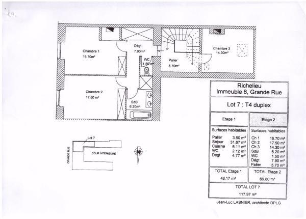Apartment Floor 2