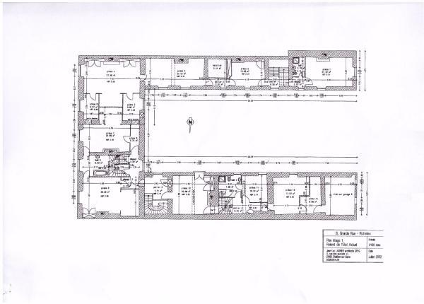Building Floor 1