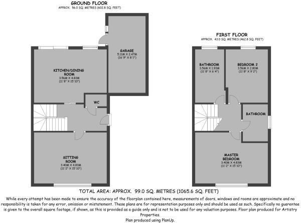 Lincroft Floorplan