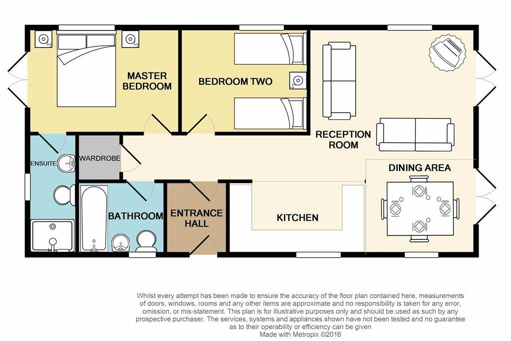 The Daleside: Two Bedrooms