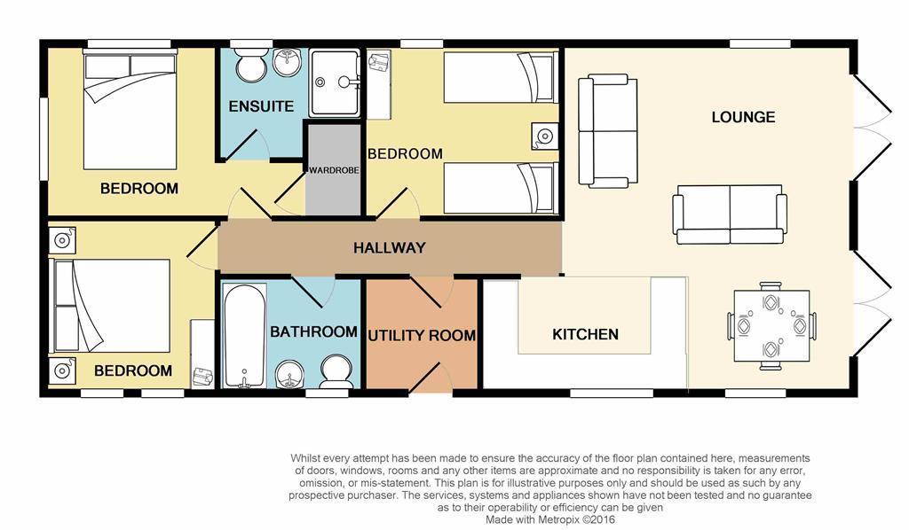 The Swinton: Three Bedrooms