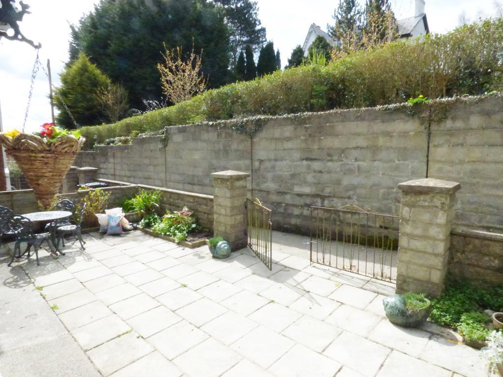 Front Garden of Property