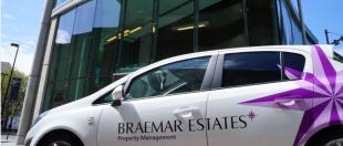 Braemar Estates,  branch details