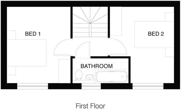 Type 2D 1st Floor