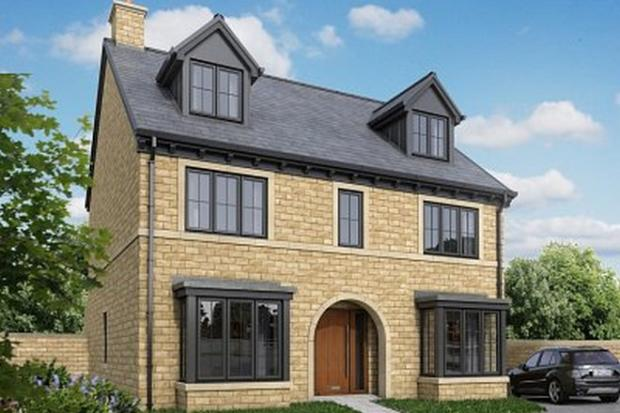 5 Bedroom Detached House For Sale In Over Town Lane
