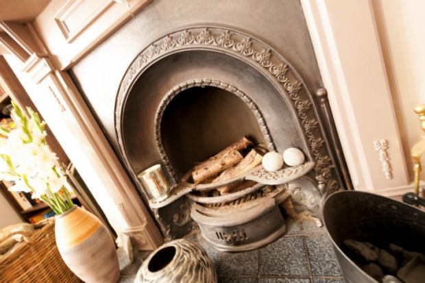 Live Fuel Fireplace