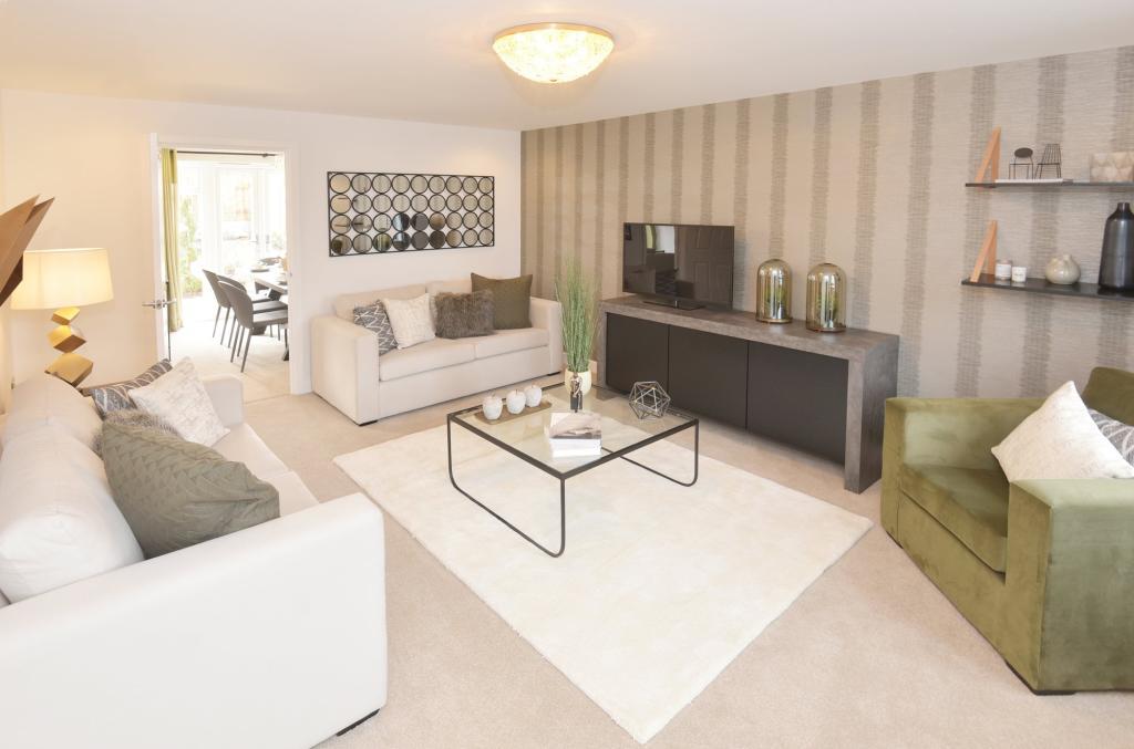 Buckingham Show Home Lounge