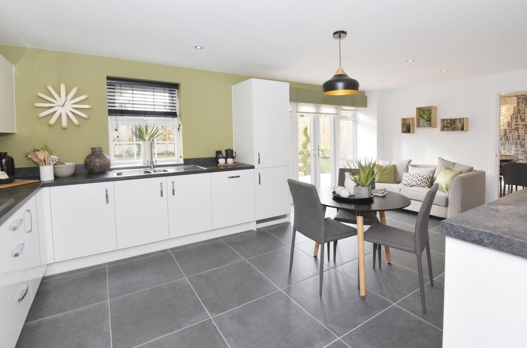Buckingham Show Home - Kitchen