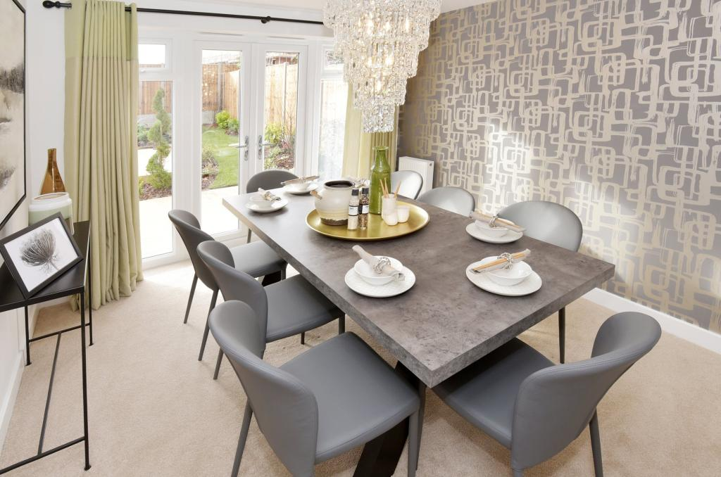 Buckingham Show Home - Dining Room