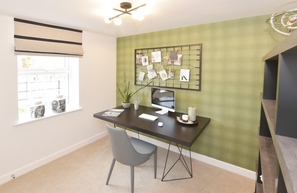 Buckingham Show Home - Study