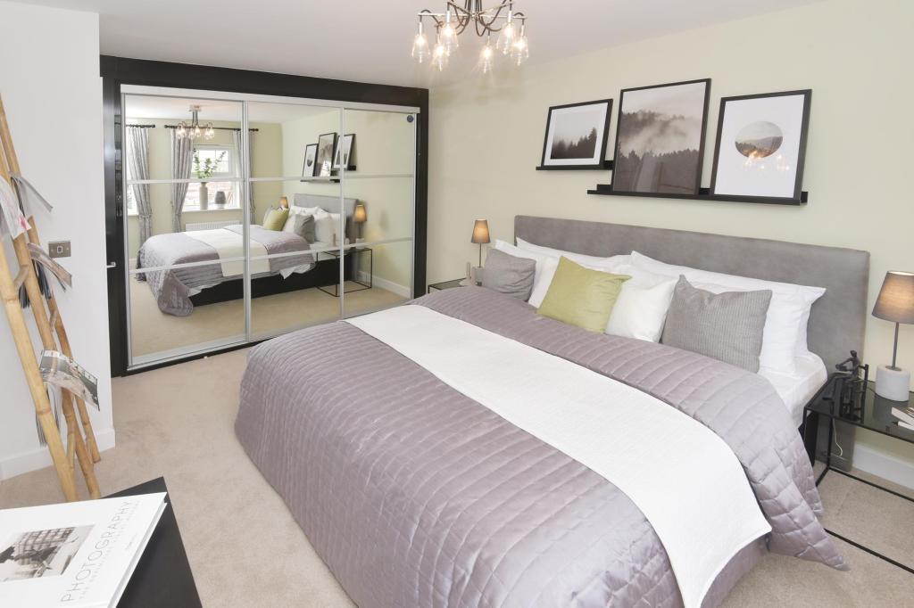 Buckingham Show Home - Bedroom