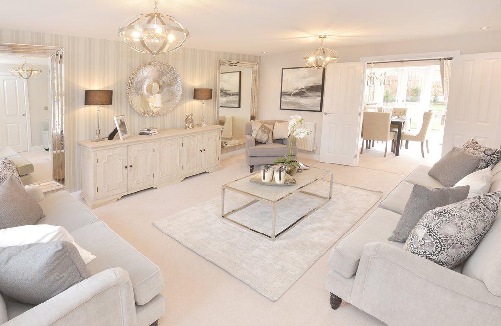Lichfield Show Home Lounge