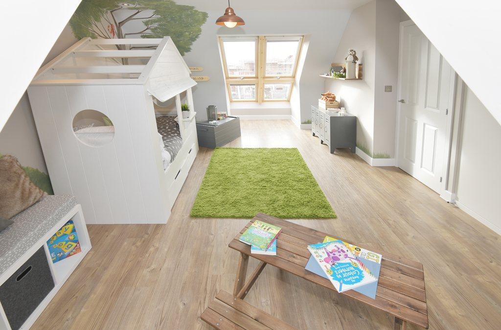 Lichfield Show Home Childrens Bedroom