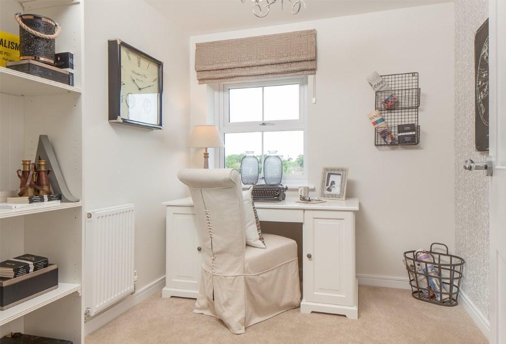 Hadley Study/Bedroom