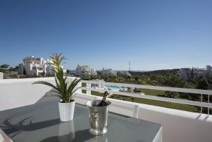 3 bedroom new Apartment for sale in Alcazaba Lagoon, Casares