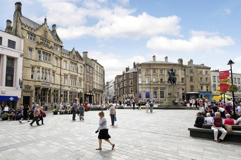 Market place Durham