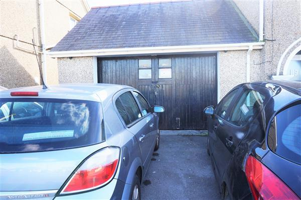 ATTACHED GARAGE :