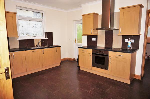 COMBINED KITCHEN AND