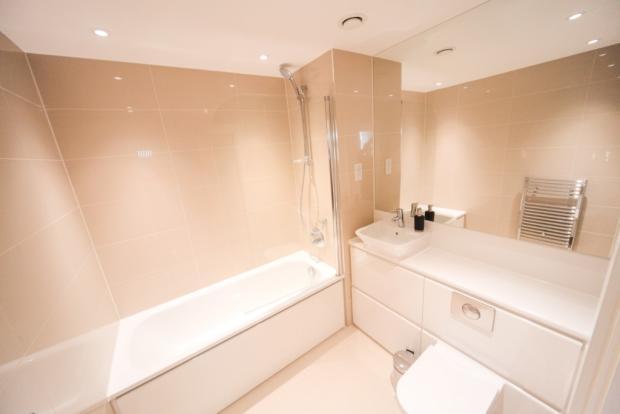 Communal Bathroom