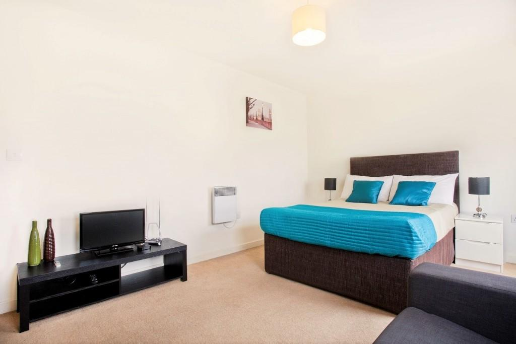 Spacious Fully Furnished Room