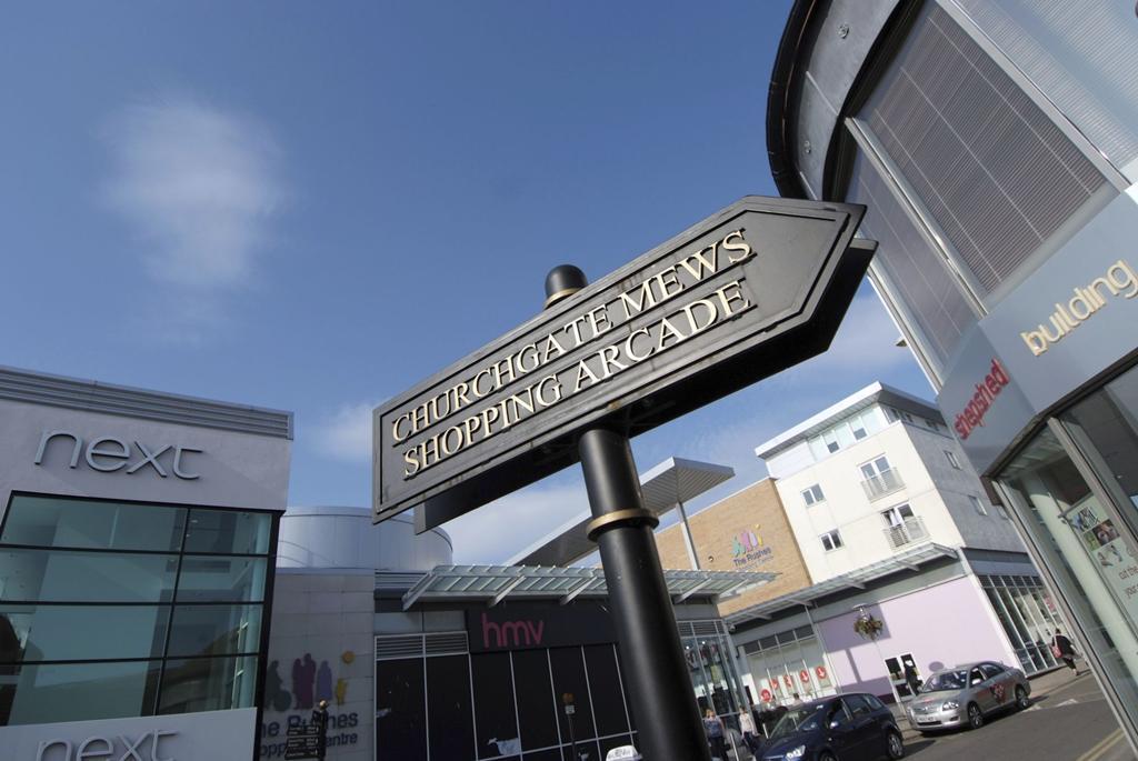 Loughborough town centre