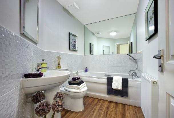Eden Bathroom