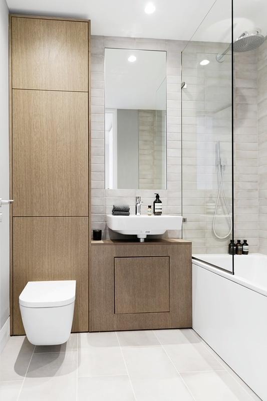 David Chipperfield,Bathroom