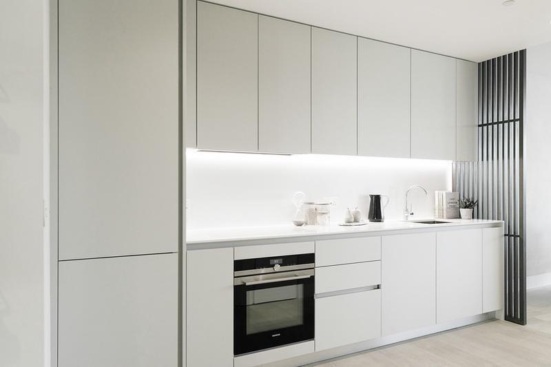 David Chipperfield,Kitchen