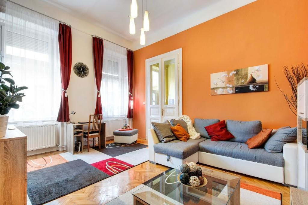 1 bed Apartment for sale in District Vi, Budapest