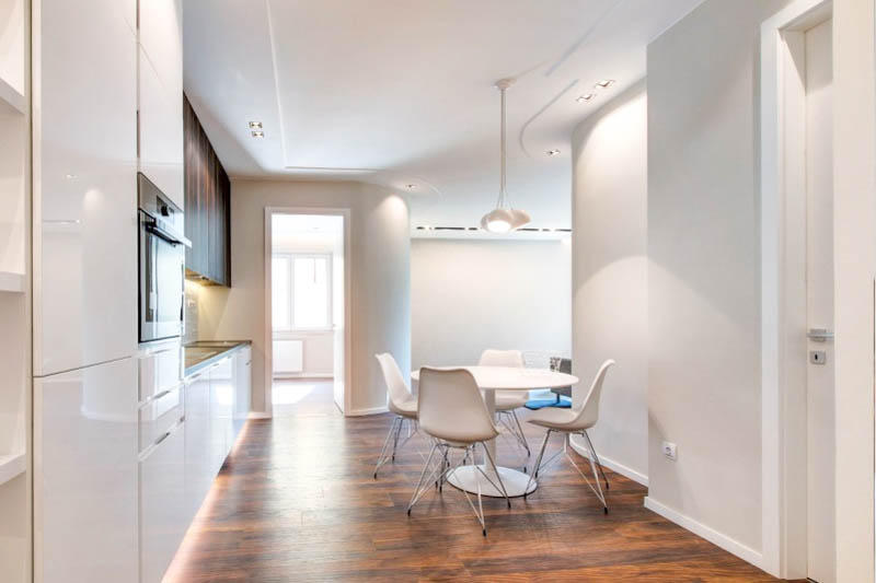 2 bed new Flat in District V, Budapest