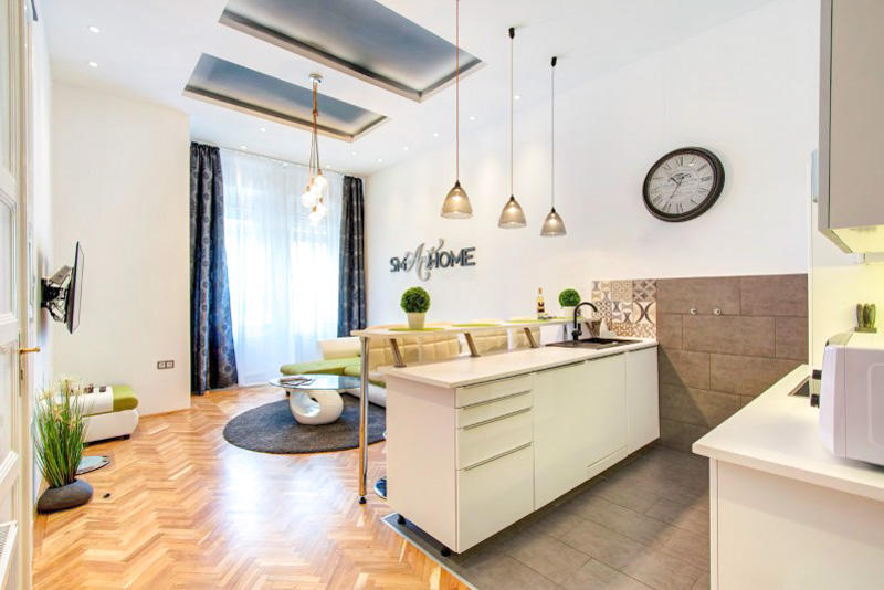 2 bed new Apartment in District Vi, Budapest