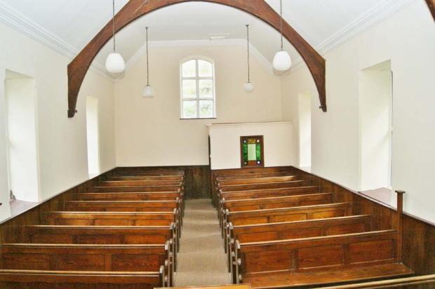 Main Chapel Room