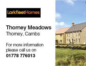 Get brand editions for Larkfleet Homes, Thorney Meadows