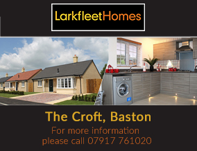 Get brand editions for Larkfleet Homes, The Croft at Baston