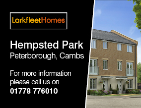 Get brand editions for Larkfleet Homes, Hempsted Park