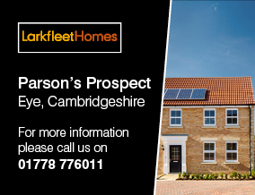 Get brand editions for Larkfleet Homes, Parson's Prospect