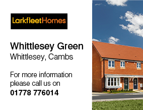 Get brand editions for Larkfleet Homes, Whittlesey Green